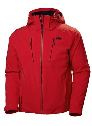 Helly Hansen Hh Alpha 3.0 Jacket Kırmızı